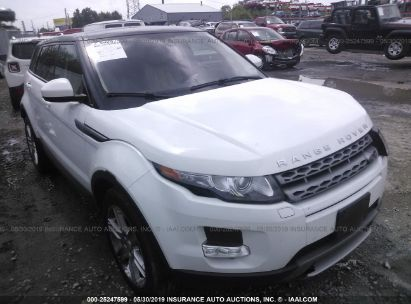 2014 LAND ROVER RANGE ROVER EVOQU PURE PLUS