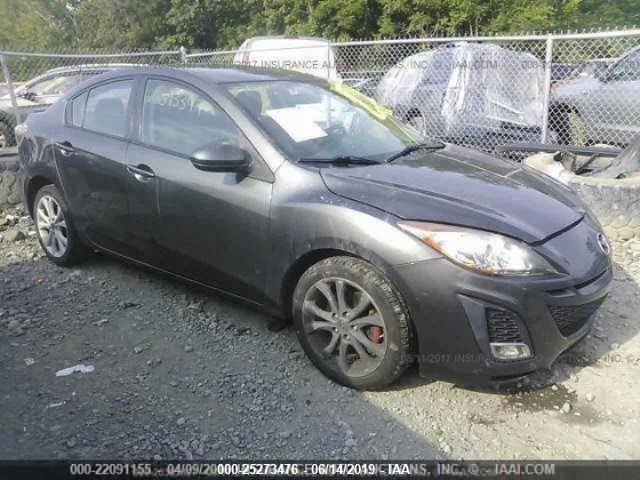 2011 MAZDA 3, 25273476 | IAA-Insurance Auto Auctions