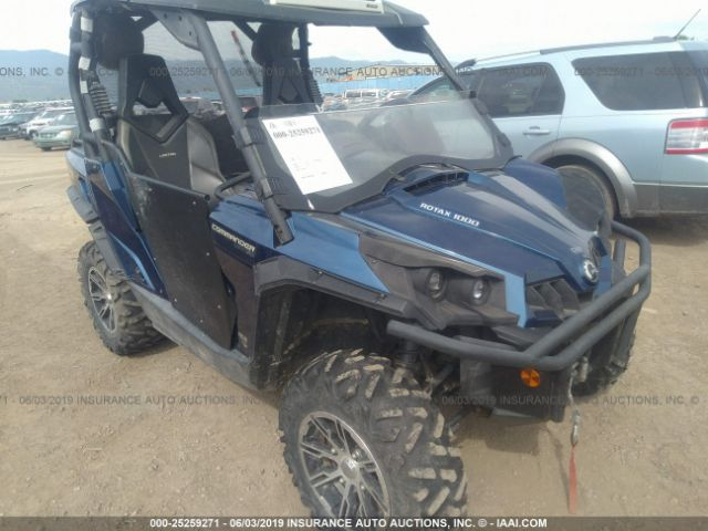 2012 CAN-AM COMMANDER, 25259271 | IAA-Insurance Auto Auctions