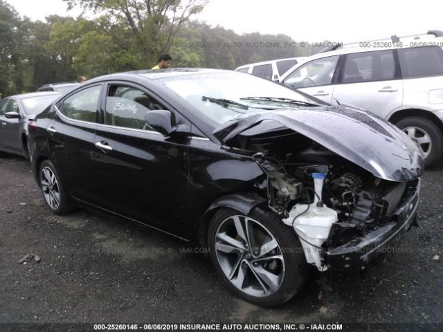 2016 HYUNDAI ELANTRA, 25260146 | IAA-Insurance Auto Auctions