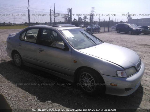 2000 INFINITI G20, 25265497 | IAA-Insurance Auto Auctions