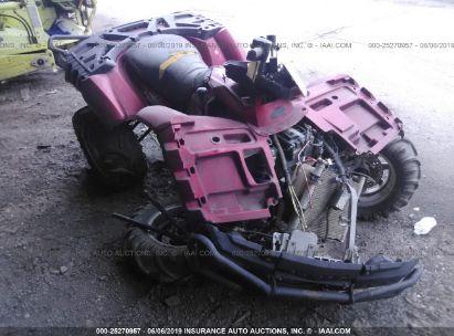 2010 POLARIS SPORTSMAN 550 XP-EPS