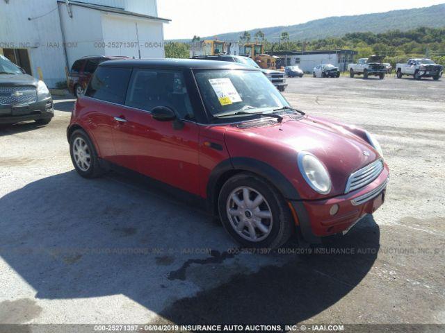 2004 Mini Cooper 25271397 Iaa Insurance Auto Auctions