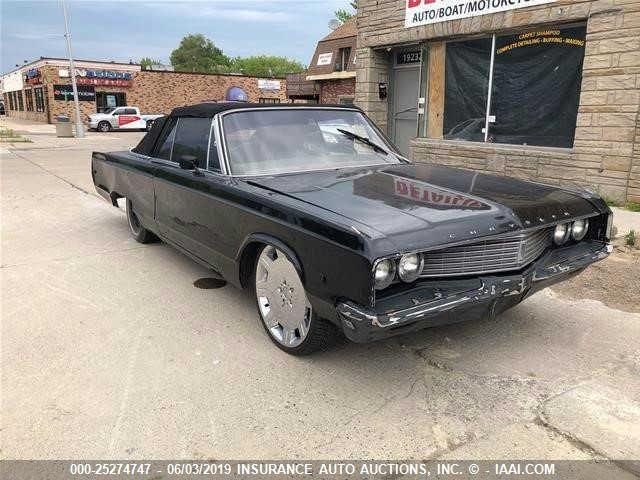 1968 CHRYSLER NEWPORT, 25274747 | IAA-Insurance Auto Auctions