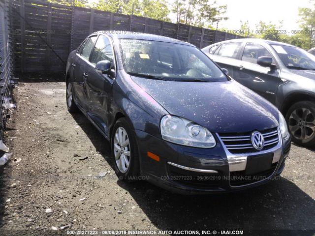 2010 VOLKSWAGEN JETTA, 25277223 | IAA-Insurance Auto Auctions