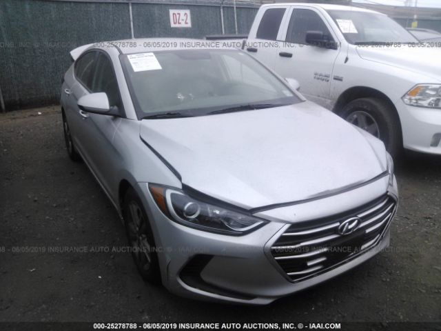 2017 HYUNDAI ELANTRA, 25278788   IAA-Insurance Auto Auctions