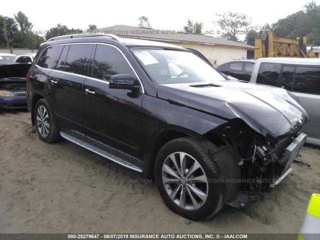 2015 MERCEDES-BENZ GL, 25279647   IAA-Insurance Auto Auctions