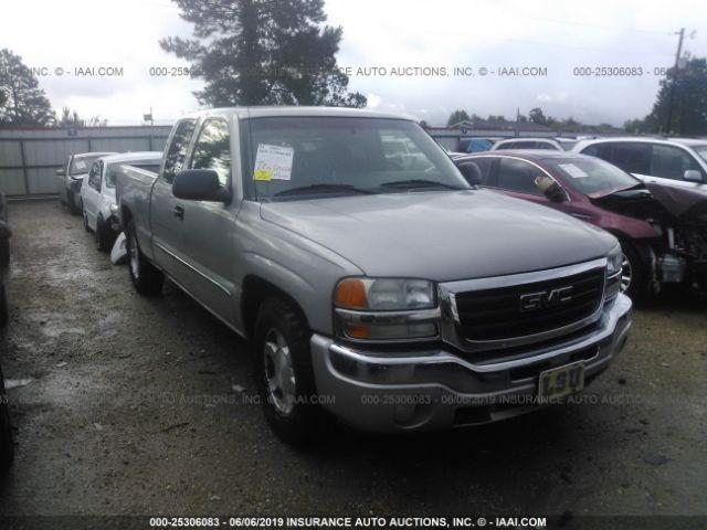 Sierra Auto Auction >> 2005 Gmc New Sierra 25306083 Iaa Insurance Auto Auctions