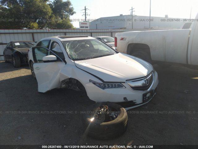Iaai Houston North >> 2017 Acura Tlx 25287480 Iaa Insurance Auto Auctions