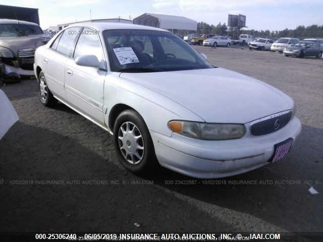 1997 BUICK CENTURY, 25306240 | IAA-Insurance Auto Auctions