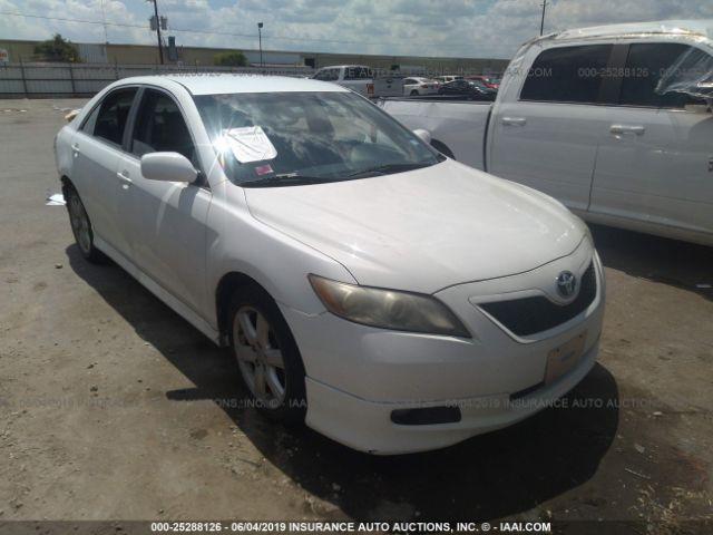 2007 TOYOTA CAMRY, 25288126 | IAA-Insurance Auto Auctions