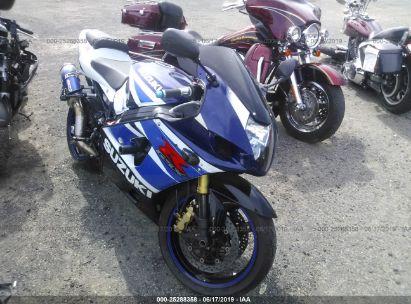 2004 SUZUKI GSX-R1000