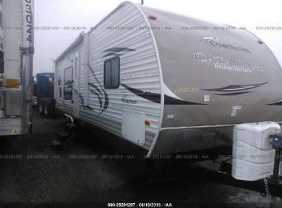 2012 COACHMEN CATALINA 29