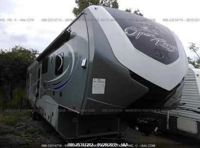 2016 HIGHLAND RIDGE OPEN RANGE 3X 5TH WHEEL