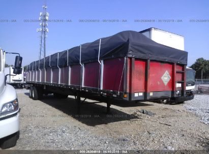 2006 GREAT DANE TRAILERS FLATBED