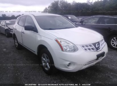 2012 NISSAN ROGUE S/SV