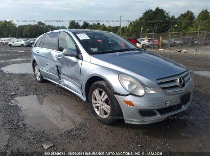 2008 MERCEDES-BENZ R 350