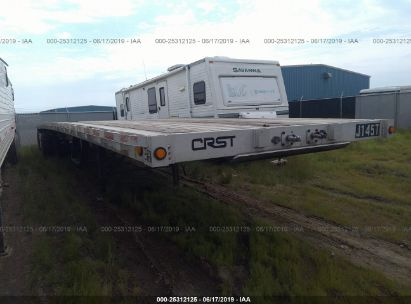 2008 WILSON TRAILER CO FLATBED