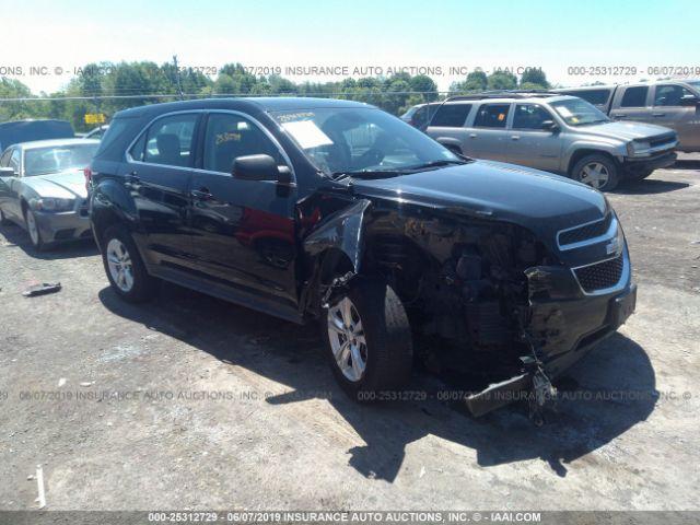 2013 CHEVROLET EQUINOX, 25312729 | IAA-Insurance Auto Auctions