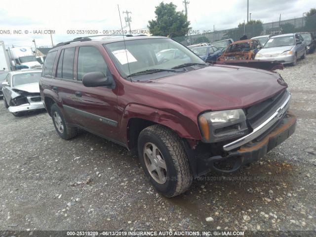 2004 CHEVROLET TRAILBLAZER, 25319209 | IAA-Insurance Auto