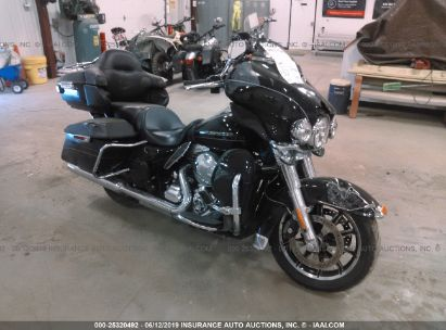 2016 HARLEY-DAVIDSON FLHTKL ULTRA LIMITED LOW