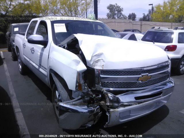 2013 CHEVROLET SILVERADO, 25348629 | IAA-Insurance Auto Auctions