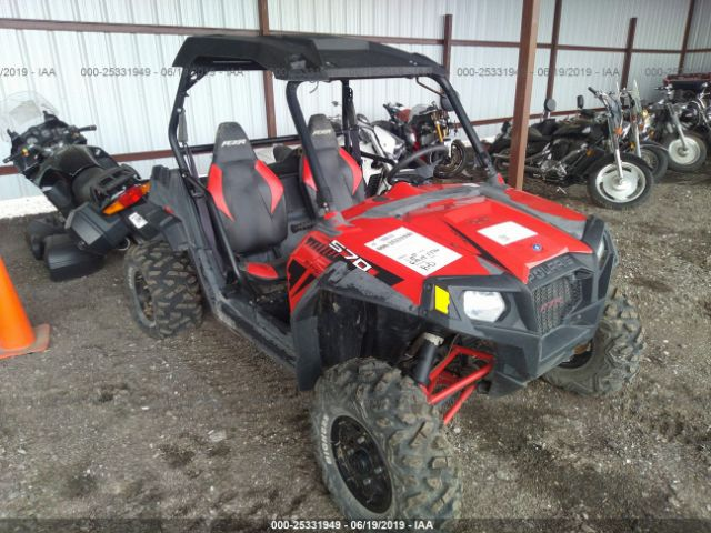 2017 POLARIS RZR, 25331949 | IAA-Insurance Auto Auctions
