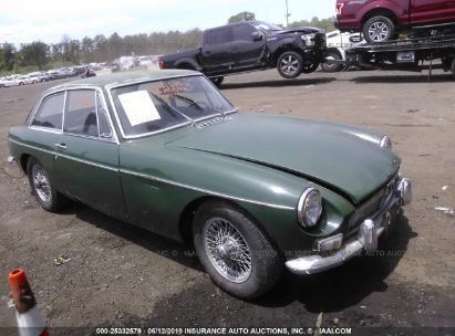 1966 MGB GT