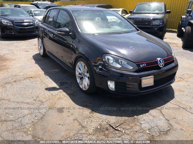 2011 VOLKSWAGEN GTI, 25332661 | IAA-Insurance Auto Auctions