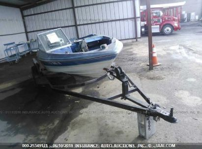 1988 BAYLINER BOAT/TRAILER