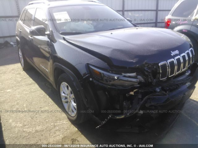 2019 JEEP CHEROKEE, 25333599 | IAA-Insurance Auto Auctions