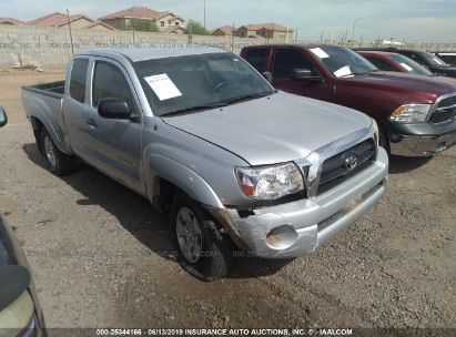 2006 TOYOTA TACOMA PRERUNNER ACCESS CAB
