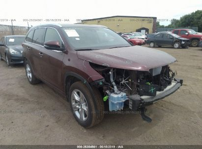 2017 TOYOTA HIGHLANDER LIMITED/LTD PLATINUM