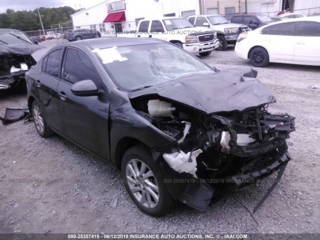 2012 MAZDA 3, 25357419 | IAA-Insurance Auto Auctions