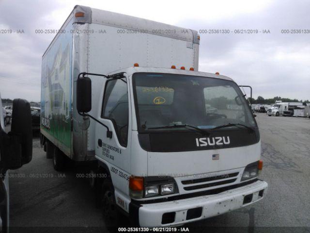 2005 ISUZU NPR, 25361330 | IAA-Insurance Auto Auctions