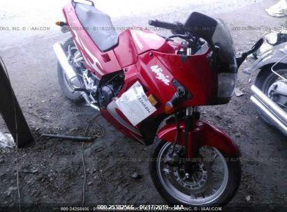 2007 KAWASAKI EX250 F