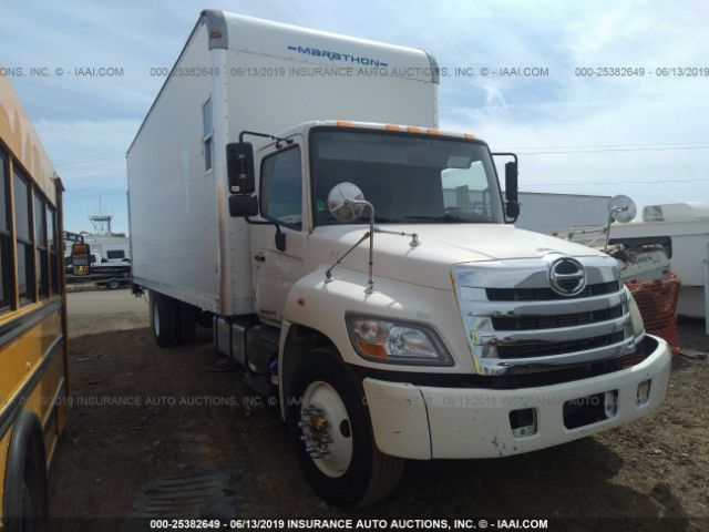 2011 HINO 258/268, 25382649 | IAA-Insurance Auto Auctions