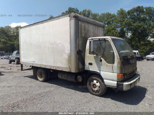 1998 ISUZU NPR, 25374437 | IAA-Insurance Auto Auctions