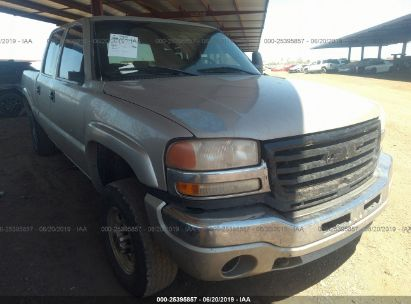 2006 GMC SIERRA K2500 HEAVY DUTY