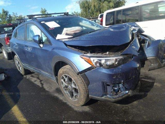 2018 SUBARU CROSSTREK, 25396309   IAA-Insurance Auto Auctions