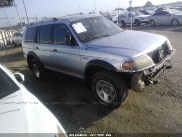 2004 MITSUBISHI MONTERO, 25446222 | IAA-Insurance Auto Auctions