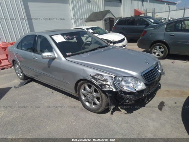 2004 MERCEDES-BENZ S, 25428012 | IAA-Insurance Auto Auctions