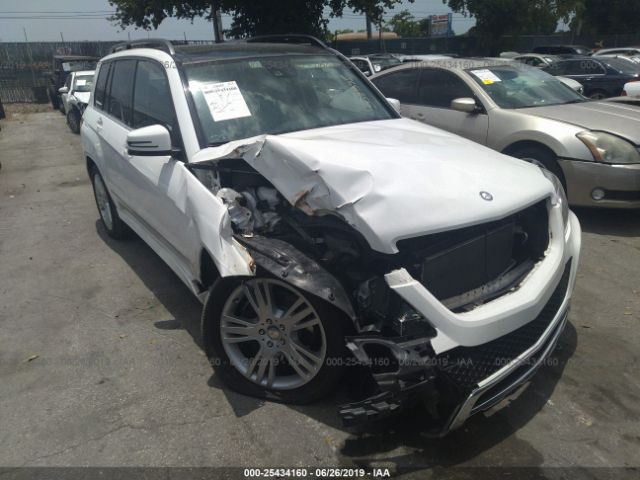 2015 MERCEDES-BENZ GLK, 25434160 | IAA-Insurance Auto Auctions