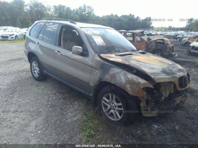 2005 Bmw X5 25447420 Iaa Insurance Auto Auctions