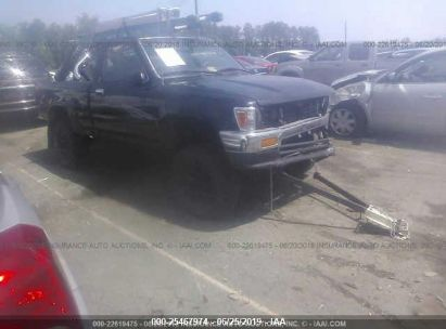 1995 TOYOTA PICKUP 1/2 TON SHORT WHLBSE DX