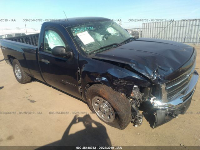 2011 CHEVROLET SILVERADO, 25448782 | IAA-Insurance Auto Auctions
