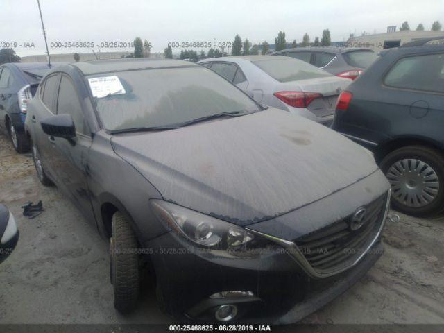 2014 MAZDA 3, 25468625 | IAA-Insurance Auto Auctions