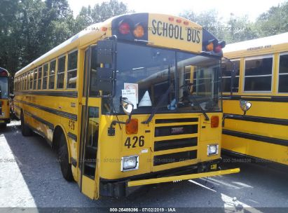 2010 THOMAS SCHOOL BUS
