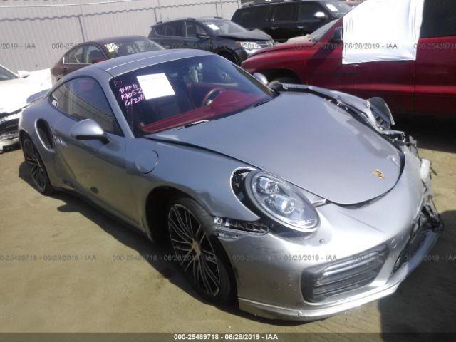 2017 PORSCHE 911, 25489718   IAA-Insurance Auto Auctions