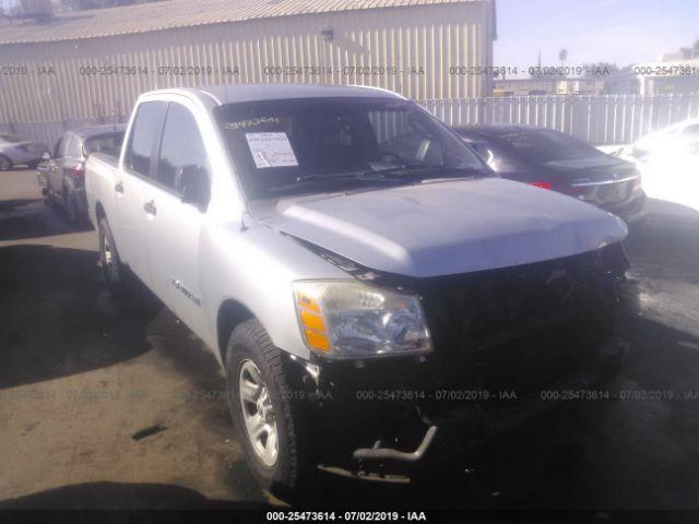 2006 NISSAN TITAN, 25473614   IAA-Insurance Auto Auctions